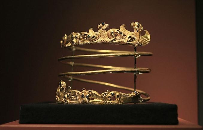 Крымское золото